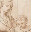 The Virgin and Child Appearing to St Christina of Bolsena